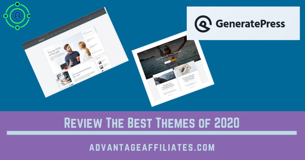 feature image of best themes of 2020