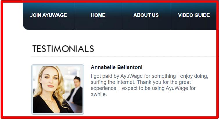 ayuwage testimonials