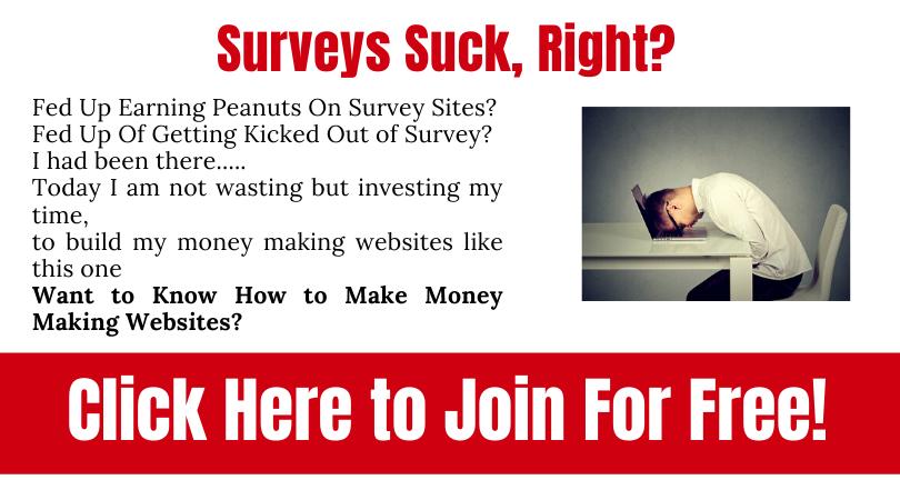 survey sucks