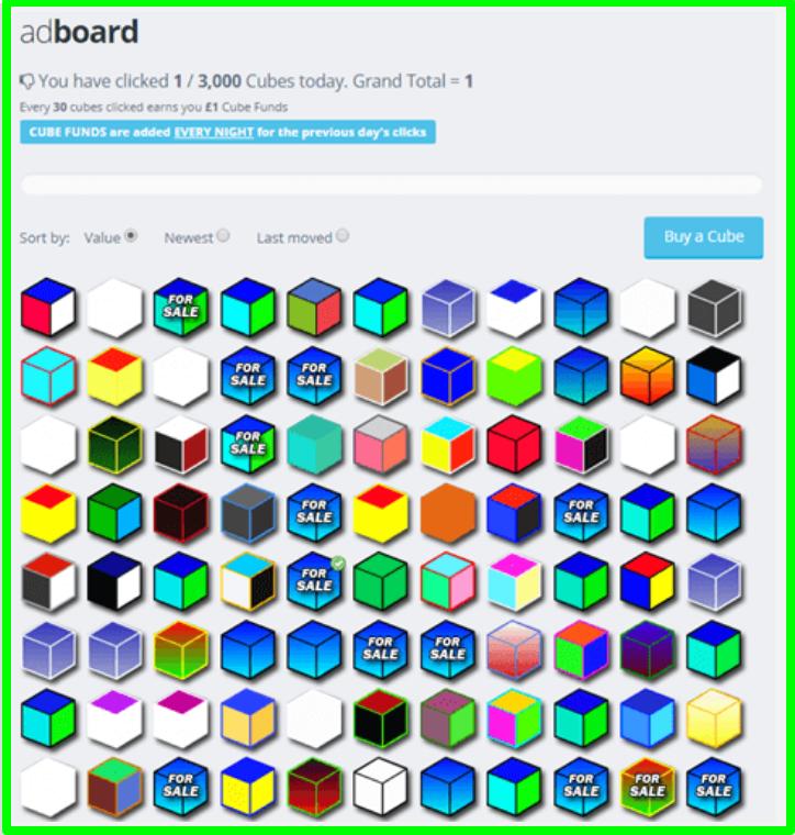 you cubez review adboard