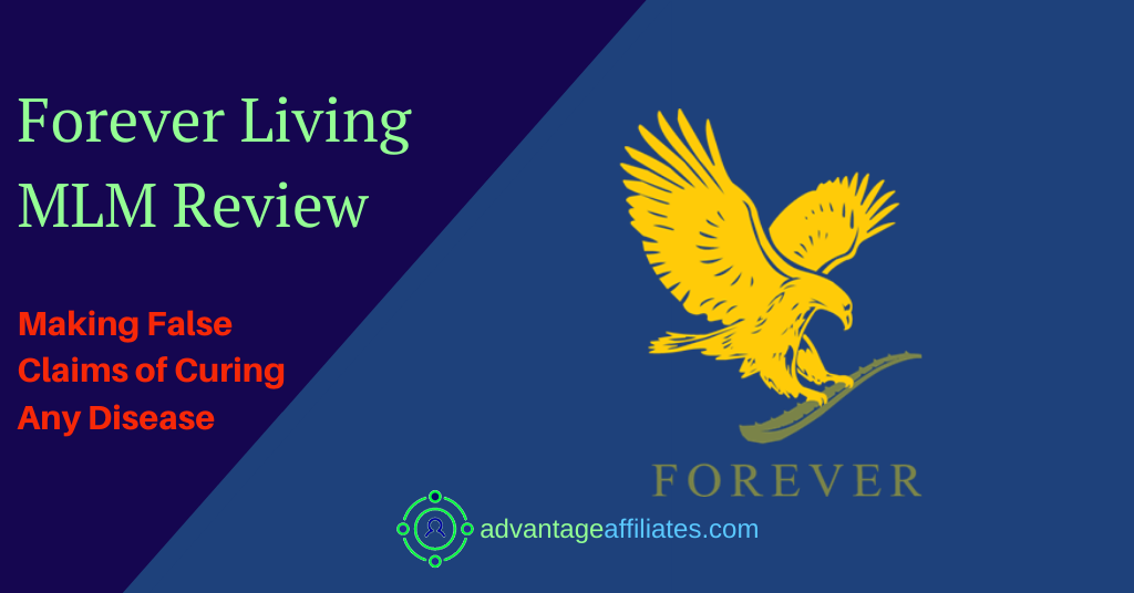 feature image of forever living