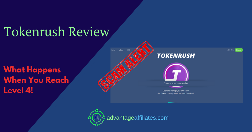 feature image of tokenrush