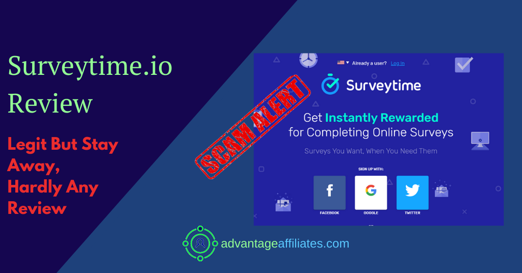 feature image of surveytime.io