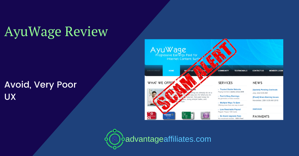 feature image of ayuwage review