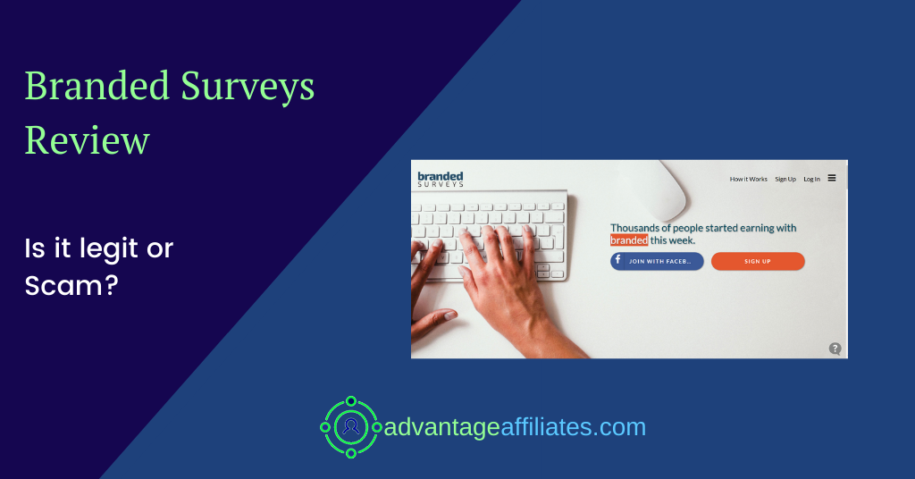 feature image of branded surveys review