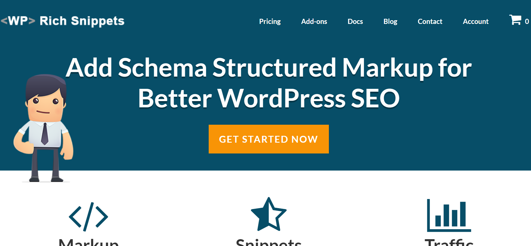 Add Schema Structured Markup for Better WordPress SEO