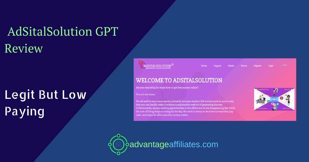 AdSitalSolution Review