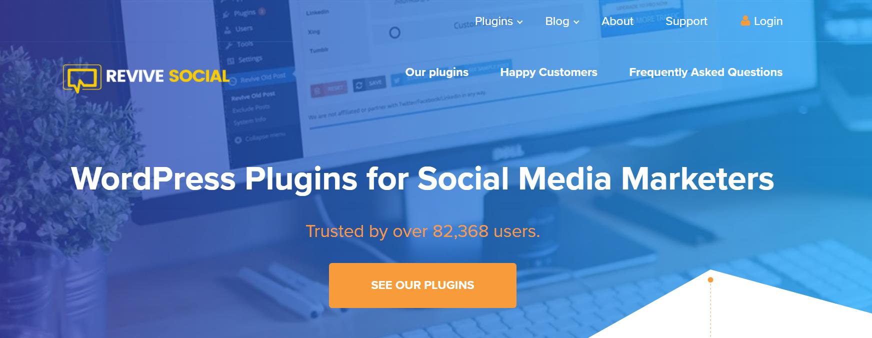 revive social plugin affiliate program