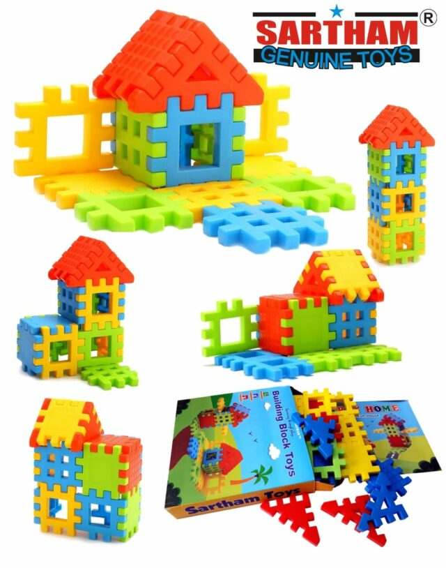 building block toy for kids