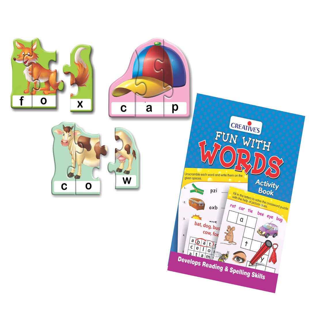 fun with words puzzle