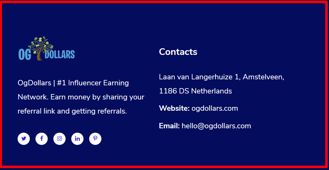 about us ogdollars