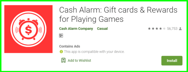 cash alarm review