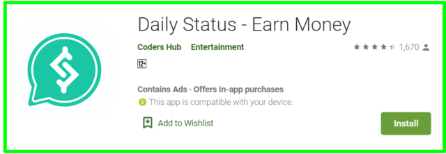 daily status review