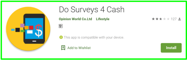 Do Surveys 4 Cash review