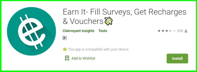 earn it app review