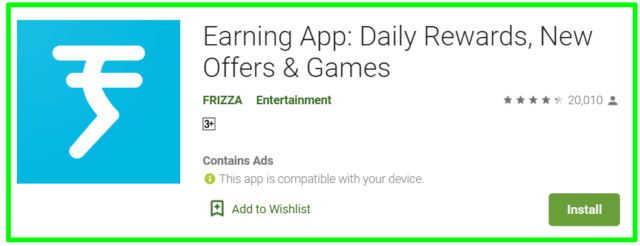earning app review