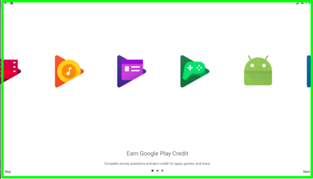 google opinion rewards apps