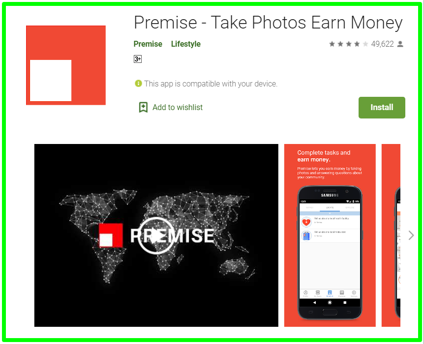 premise app