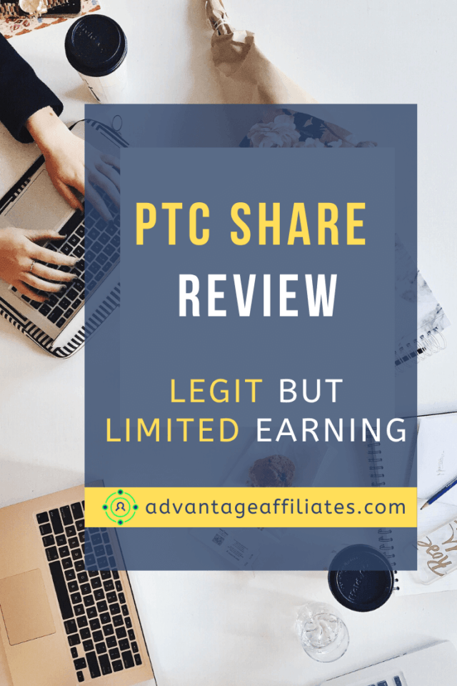 REVIEW OF ptc share pinterest