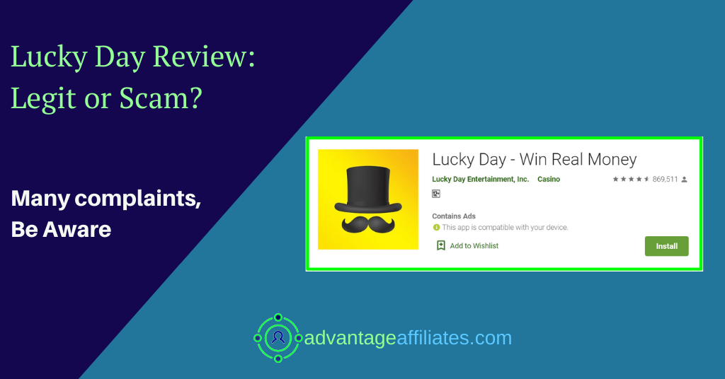 review of lucky day