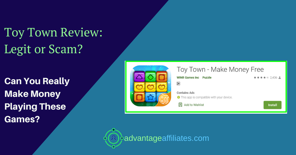 review of toy town