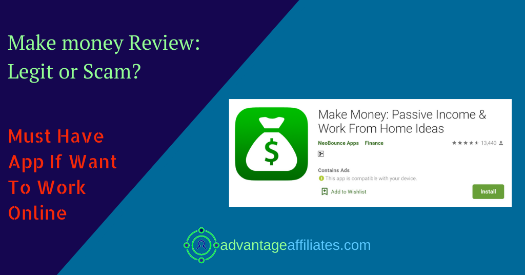 Make Money App Review