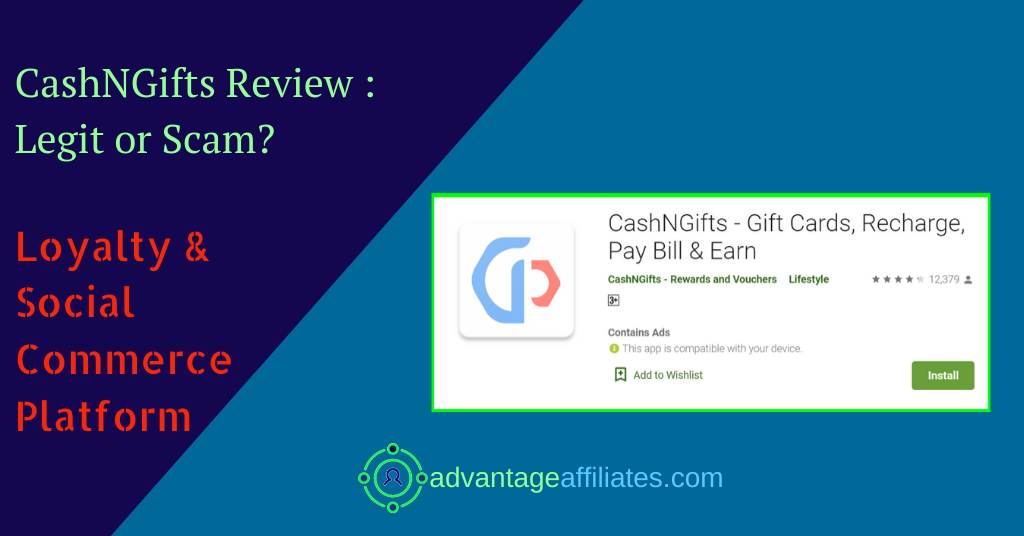 review of cashngifts