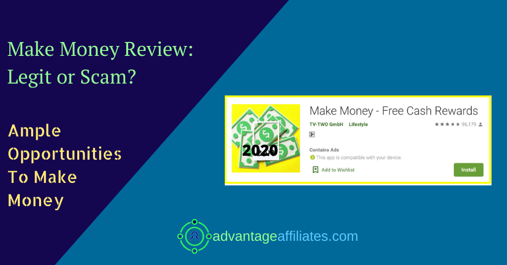 review of make money