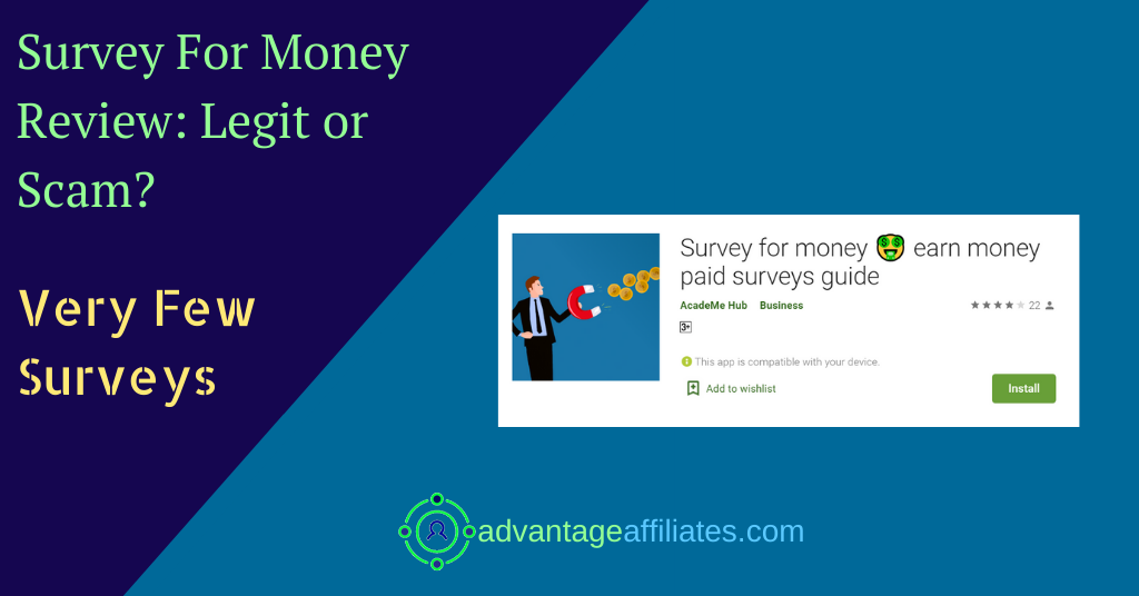 review of survey for money