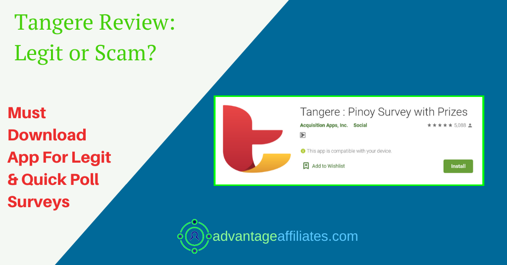 review of tangere app