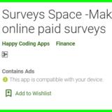 surveys space review