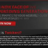 Twickerz homepage