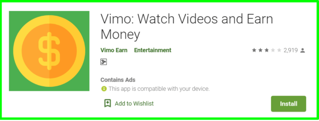 vimo watch review
