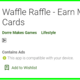 waffle raffle review