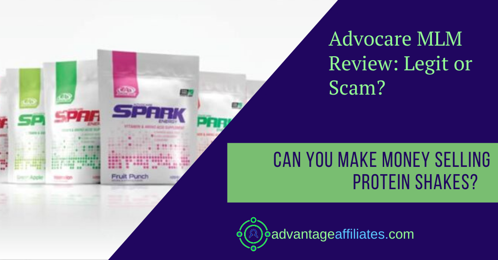 Advocare mlm review feature image