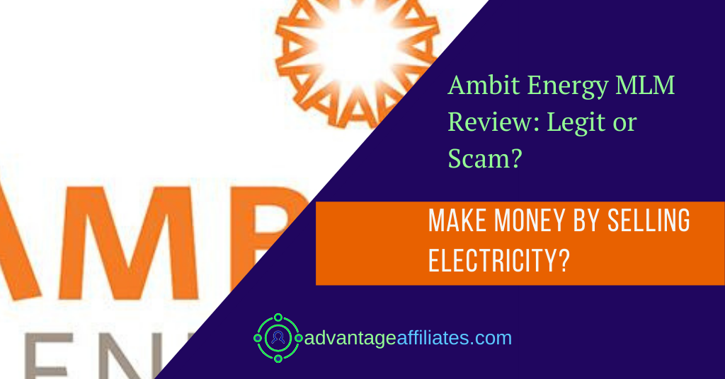 Ambit Energy mlm review feature image