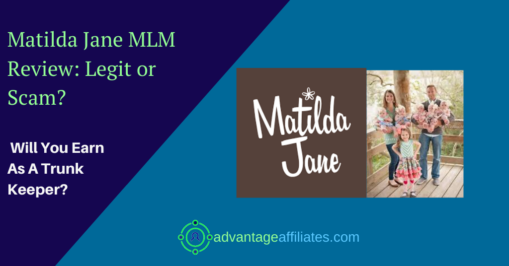 matilda jane MLM review - feature image