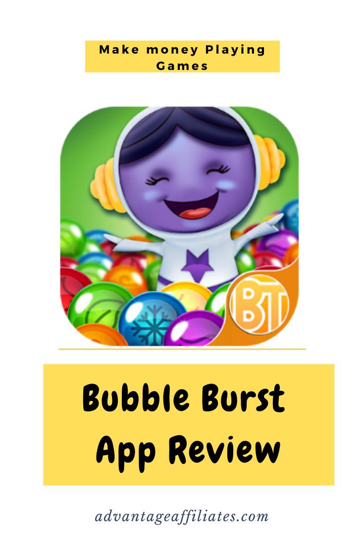 bubble burst app review