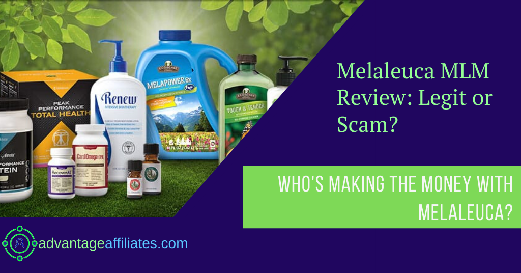 melaleuca mlm review feature image
