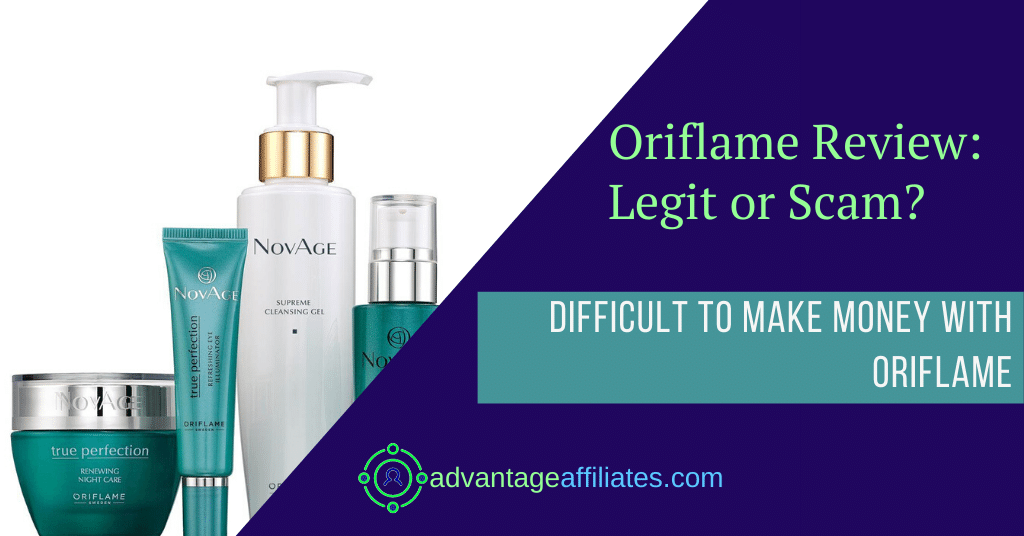 oriflame mlm review feature image
