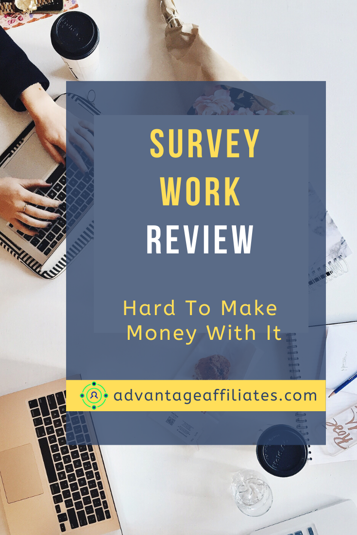 survey work review pin