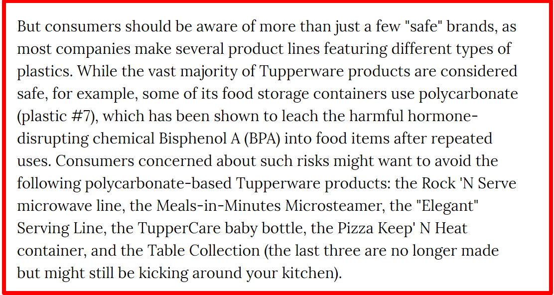 tupperware mlm review - how safe is it