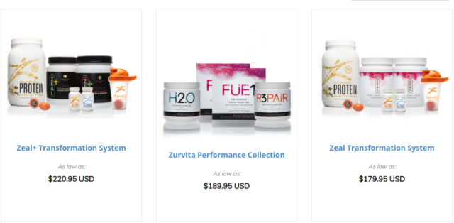 zurvita mlm review - Shop Zurvita Products