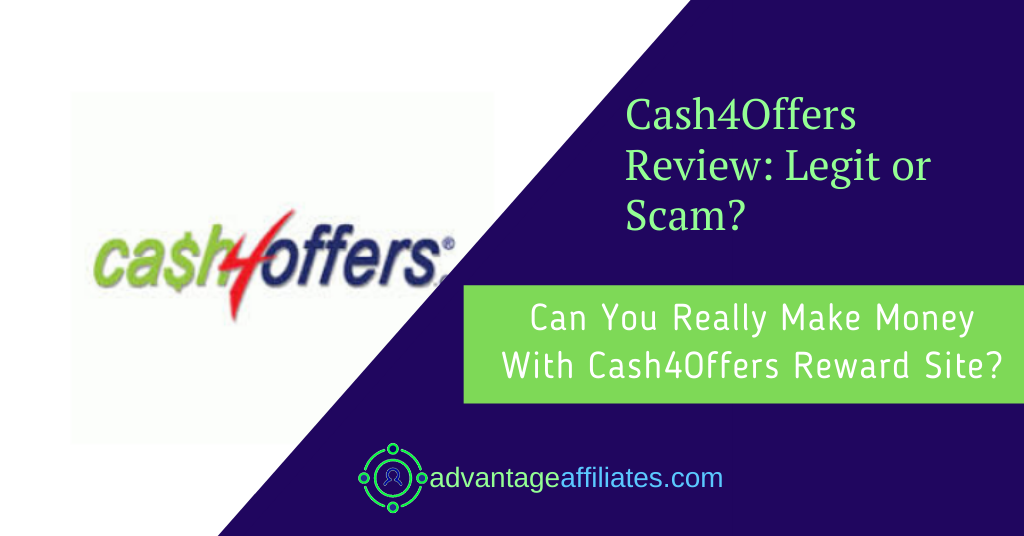 Cash4Offers Review feature image