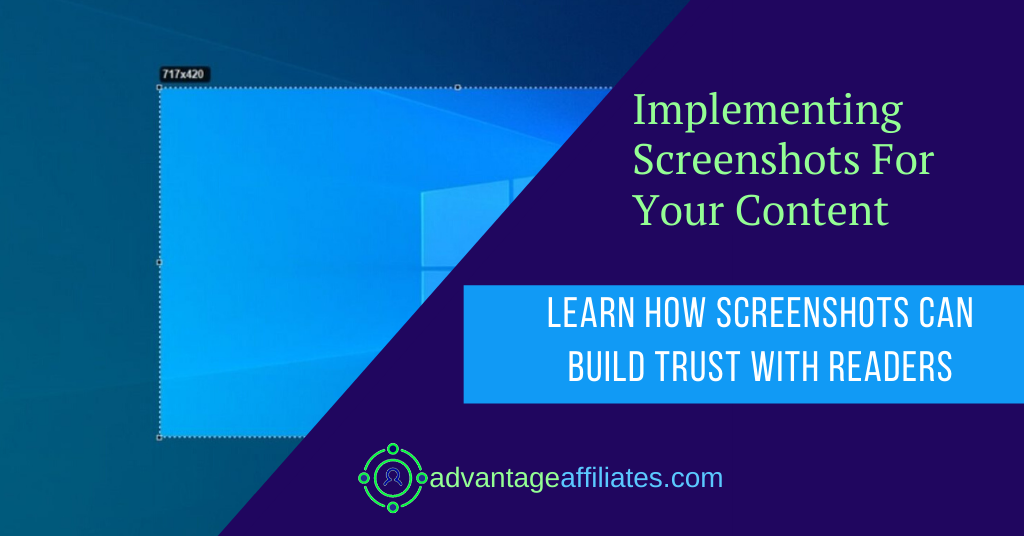 Implementing Screenshots For Your Content feature image