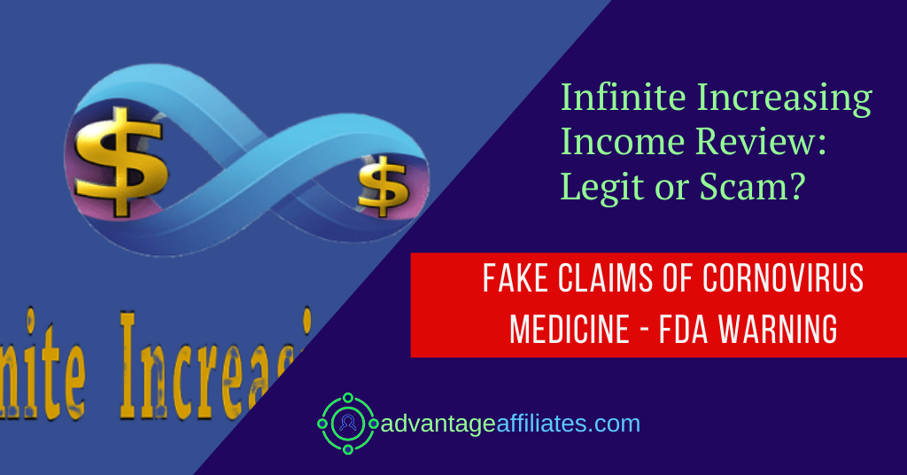 Infinte increasing income review feature image