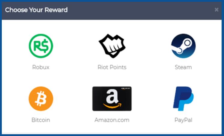 Reward XP Review – rewards