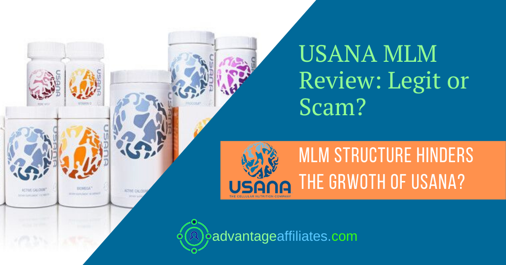 USANA MLM Review feature image