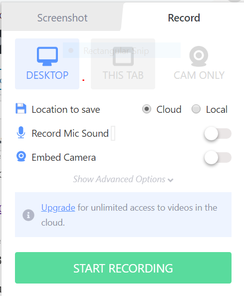 implementing screenshots to your contentawesome screenshot video feature