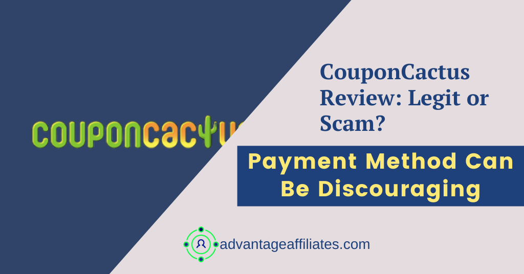 couponcactus Review feature image